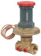 Автоматический балансировочный клапан R206С-1