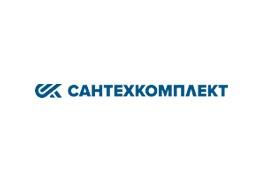 """Логотип """"Сантехкомплект"""""""