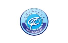 """Логотип """"Сибфрост"""""""